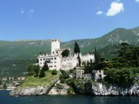 Castle in Malcesine
