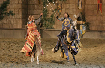 Caneva World: Medieval Times