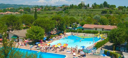 Camping in Bardolino at Lake Garda