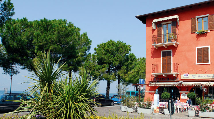 Torri Del Benaco Has A Ferry To The Other Side Of Lake Garda